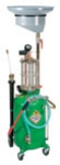 Jäteöljyn imuvaihtaja-kerääjät 65 - 90 litraa