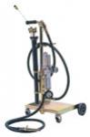 Jäteöljynimuvaihtajat pumpulla